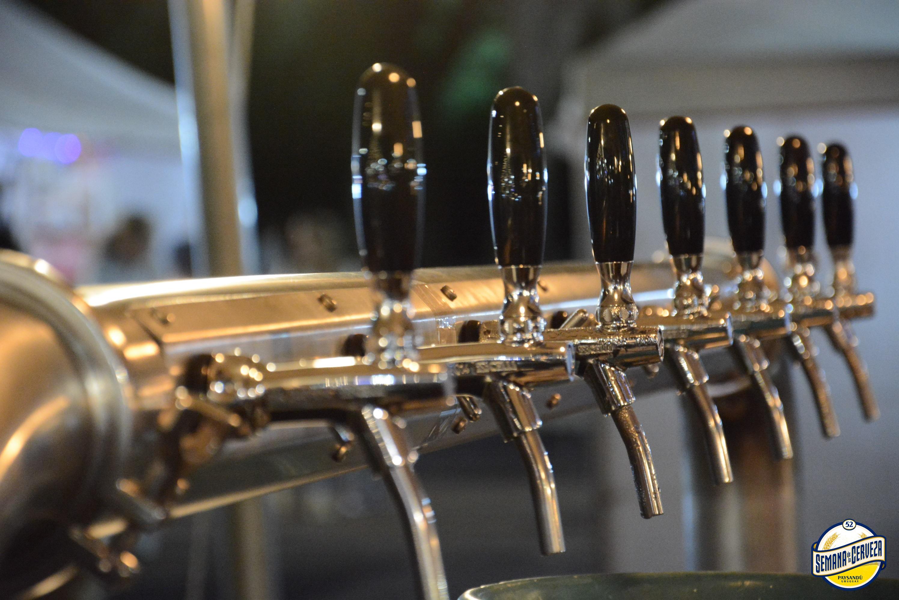 Agenda del lunes de la Semana de la Cerveza